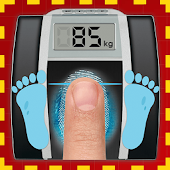 Weight Finger Scanner Prank