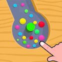 Dig in sand  - Free Ball games icon