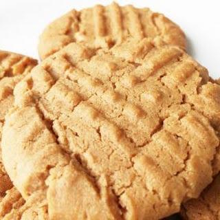 Crunchy Peanutella Cookies.