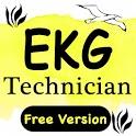 EKG (Electrocardiograph technician) Lite Version icon