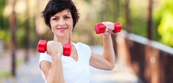 How To Use Weight Training To Combat Menopause Symptoms