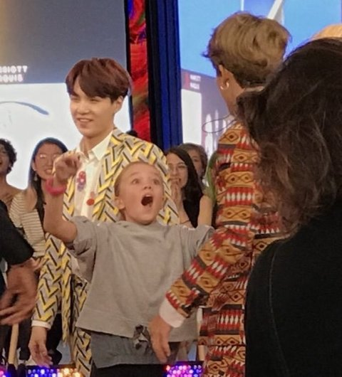 This Little Girl's Reaction After Meeting BTS Is Priceless