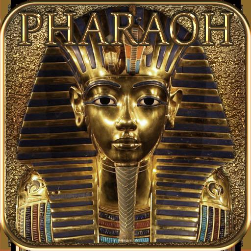 Pharaoh Go Launcher theme