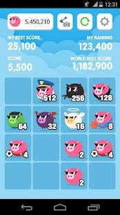 Piggy2048 - náhled