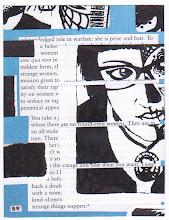Photo: Wenchkin's Mail Art 366 - Day 172, card 172c
