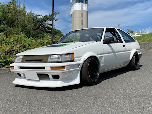 スプリンタートレノ AE86 GT-V のカスタム事例画像 Garage1003さんの2019年05月21日16:15の投稿