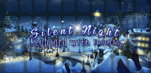 Silent Night Keyboard With Emojis Apps On Google Play