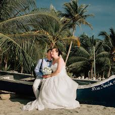 Wedding photographer Alex Cruz (alexcruzfotogra). Photo of 10.10.2017
