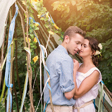Wedding photographer Tatyana Lyubavina (Hatshepsytt). Photo of 09.07.2016