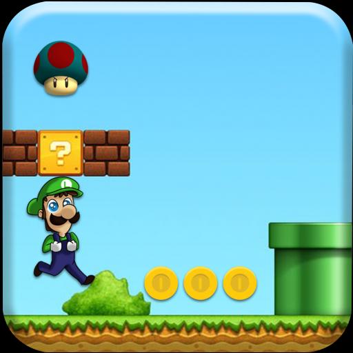 Super Luigi Classic Quick Run