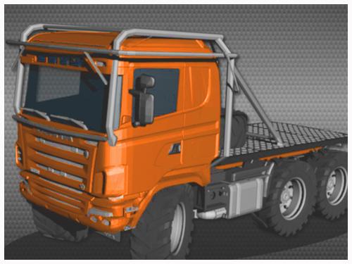 TruckS Simulator Games