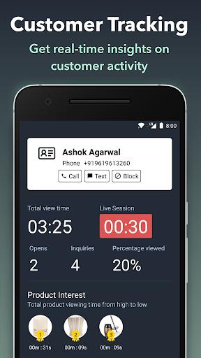 QuickSell: WhatsApp Digital Cataloguing and Sales 0.10.79 screenshots 4