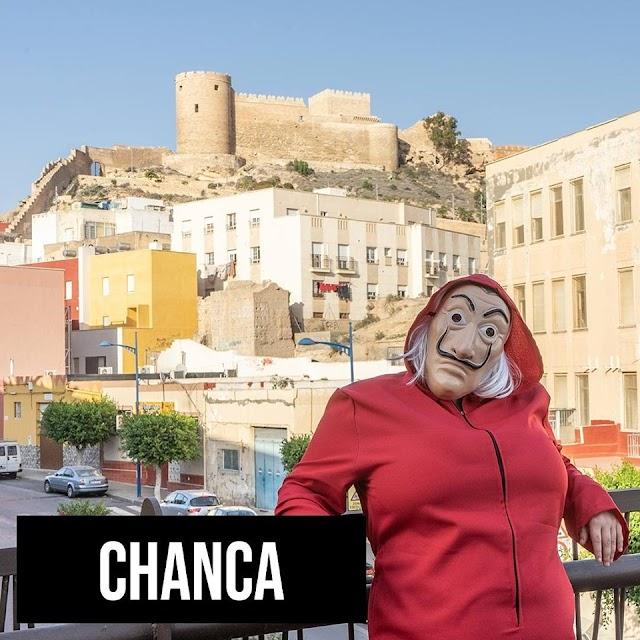 Chanca se preocupa por el carnaval almeriense desde el castizo barrio.