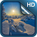 Snow Live Wallpaper HD icon