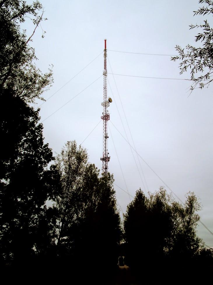Fehérgyarmat/Penyige - TV-URH gerincadó állomás