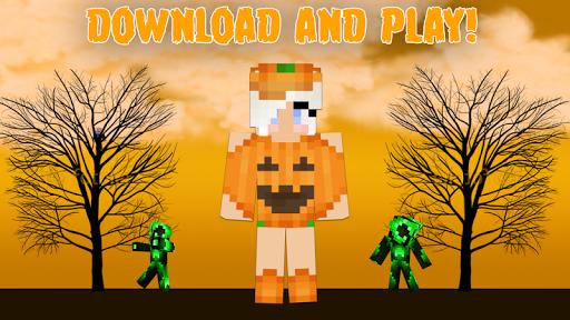無料娱乐AppのHalloween pack for Minecraft|記事Game