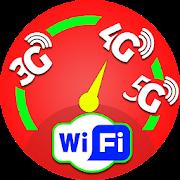 WiFi master - 4G, 5G Internet Speed Test Meter