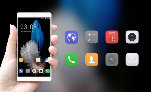 Themes for Huawei Enjoy 6 - náhled