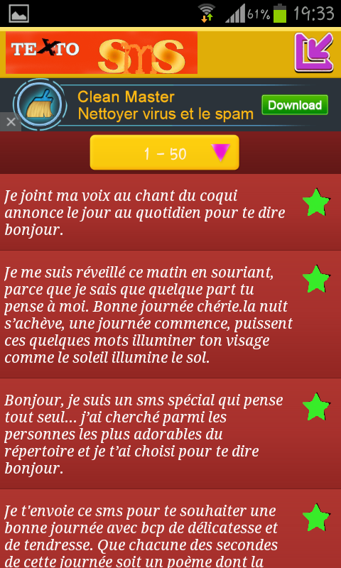 Mots Damour Android Apps On Google Play