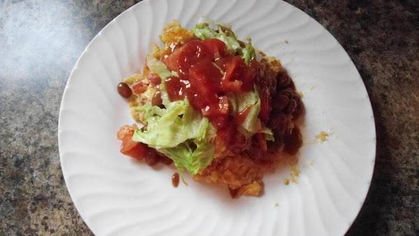 Quick Chicken Fiesta Casserole Recipe