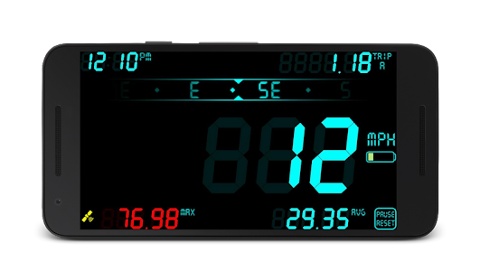 DigiHUD Speedometer Screenshot