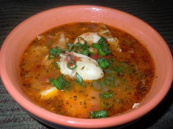 Cioppino Seafood Stew Recipe