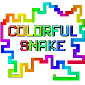 Colorful Snake icon