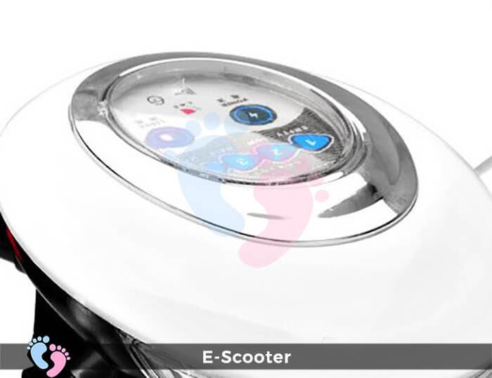 Xe điện E-Scooter mini gấp gọn 22