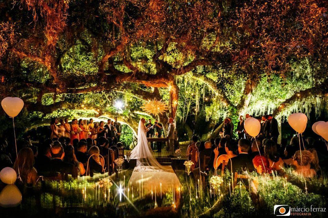 Fotos de casamento ao ar livre em Porto Alegre - Sítio da Figueira