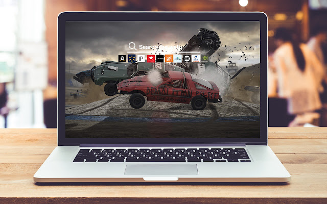 Wreckfest HD Wallpapers Game Theme