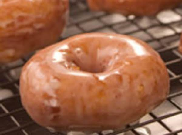 Easy Homemade Glazed Doughnuts