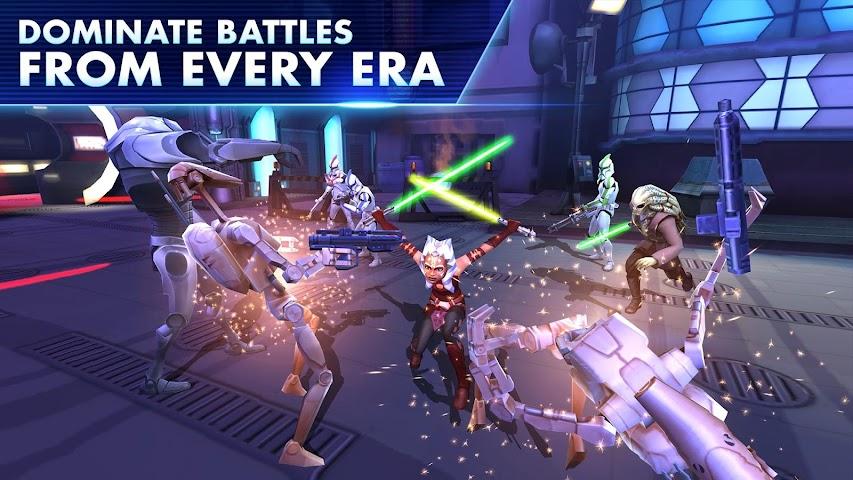 android Star Wars™: Galaxy of Heroes Screenshot 6