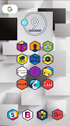 Sixmon - Icon Pack APK screenshot thumbnail 4