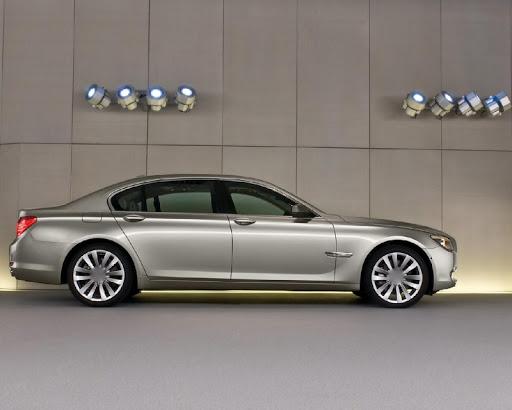 Wallpaper For BMW 7 Series screenshots 4