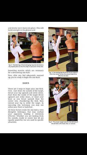 Tae Kwon Do Life Magazine screenshot 2