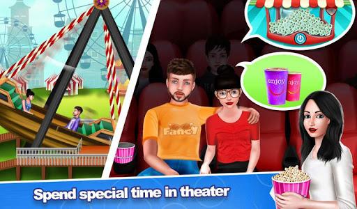 Nerdy Boy College Love Story Game  screenshots 4