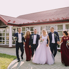 Wedding photographer Dubovaya Viktoriya (Dubovaya). Photo of 20.12.2017