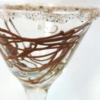 Coffee Cream Martinis.