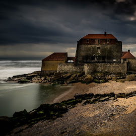 Fort Mahon by Strange Jazzy - Buildings & Architecture Public & Historical ( #ambleteuse#fort#vauban#coteopale#sea#,  )