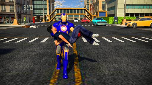 Superhero Iron Steel Robot - Rescue Mission 2020 1.0.1 screenshots 2