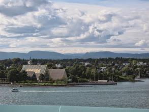 Photo: Viking ship museum