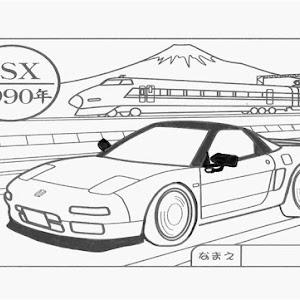 NSX NA1 平成3年式のカスタム事例画像 わかな@weisseさんの2018年09月10日06:51の投稿