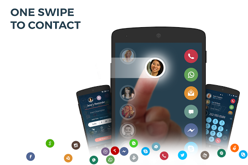 Contacts Dialer by drupe