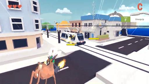 Deeeer Funny Simulator screenshot 1