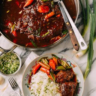 Asian Pot Roast.