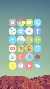 Cryten - Icon Pack Screenshot