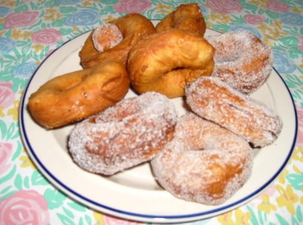 Grands Biscuit Donuts Recipe