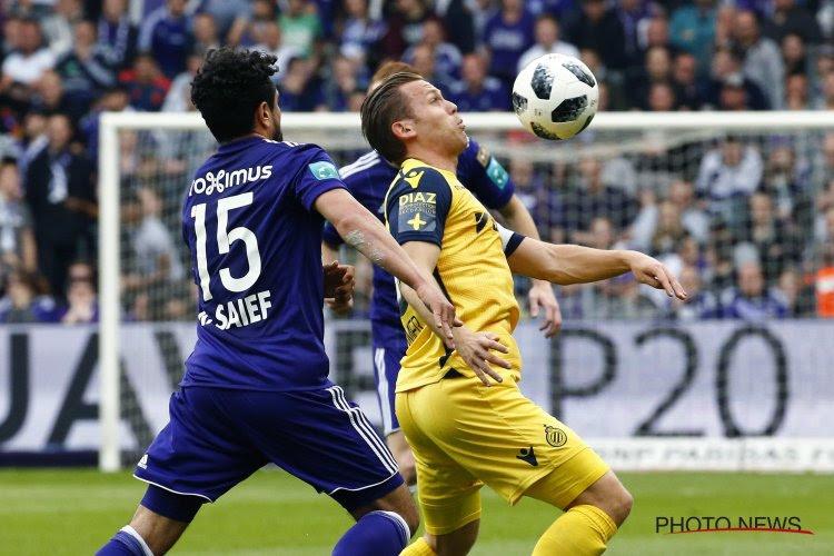 Un participant à la Coupe du Monde pourrait choisir entre le Club de Bruges et Anderlecht