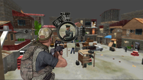 City Sniper Force Assault 2017- screenshot thumbnail