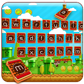 Super Jump bricks keyboard
